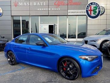 Misano Blue Metallic