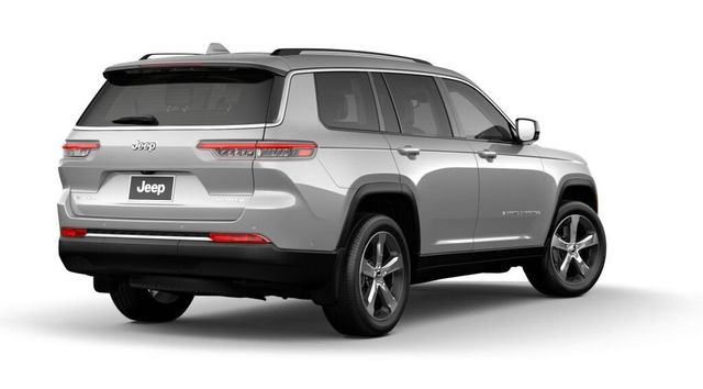 2021 JEEP GRAND CHEROKEE L LIMITED 4X4Image 2