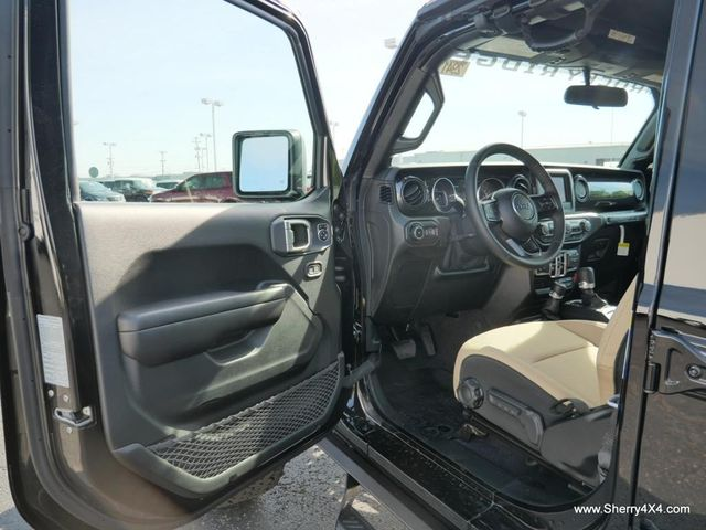 New 2020 Jeep Wrangler Unlimited Black And Tan 4x4 Inventory