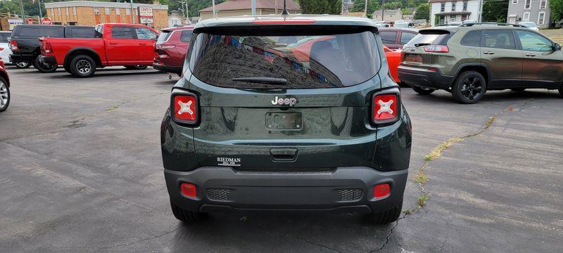 2021 Jeep Renegade SportImage 4