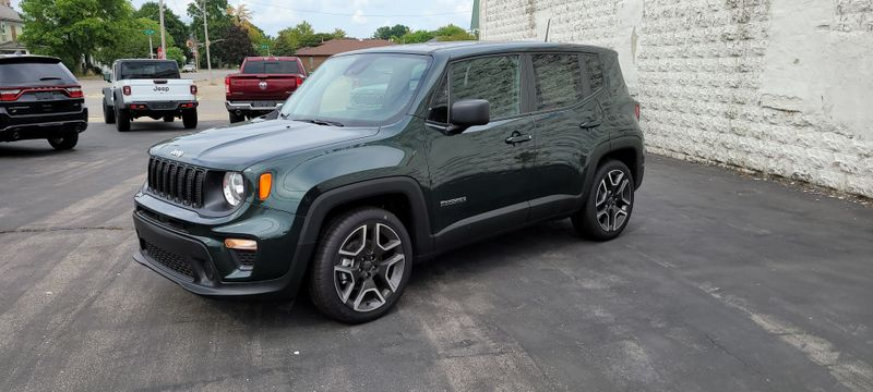 2021 Jeep Renegade SportImage 7