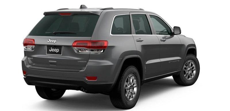 2020 Jeep Grand Cherokee Laredo EImage 2