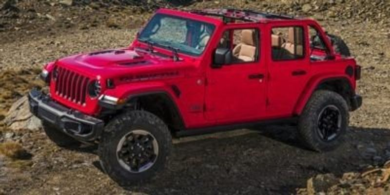 2021 Jeep Wrangler Unlimited Sport SImage 1