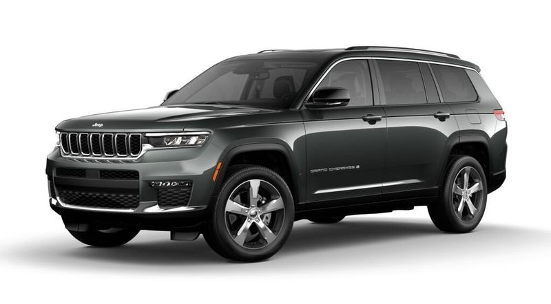 2021 JEEP GRAND CHEROKEE L LIMITED 4X4Image 1