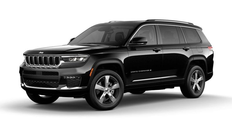 2021 JEEP GRAND CHEROKEE L LIMITED 4X2Image 1