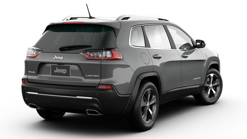 2021 Jeep Cherokee LimitedImage 2