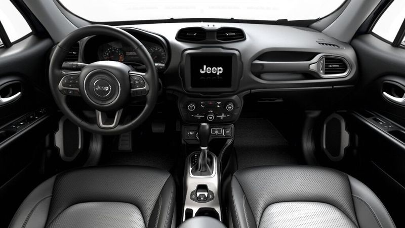2021 JEEP RENEGADE LIMITED 4X4Image 3