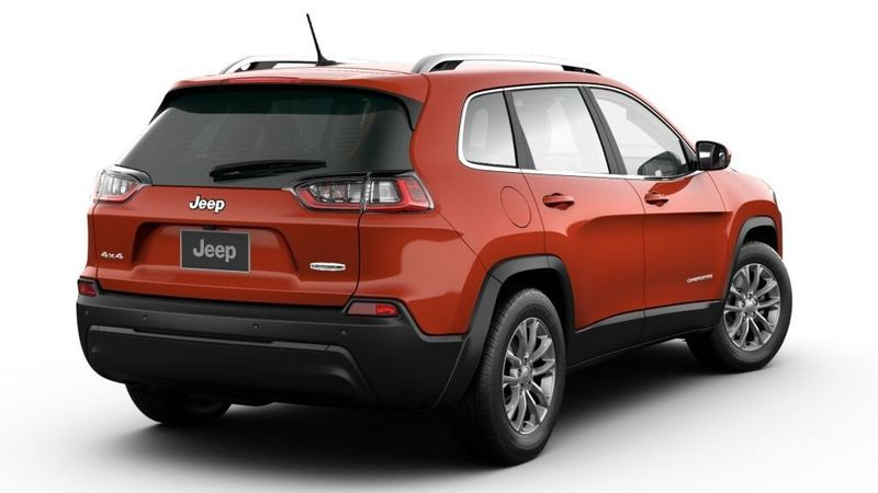 2021 Jeep Cherokee Latitude PlusImage 2
