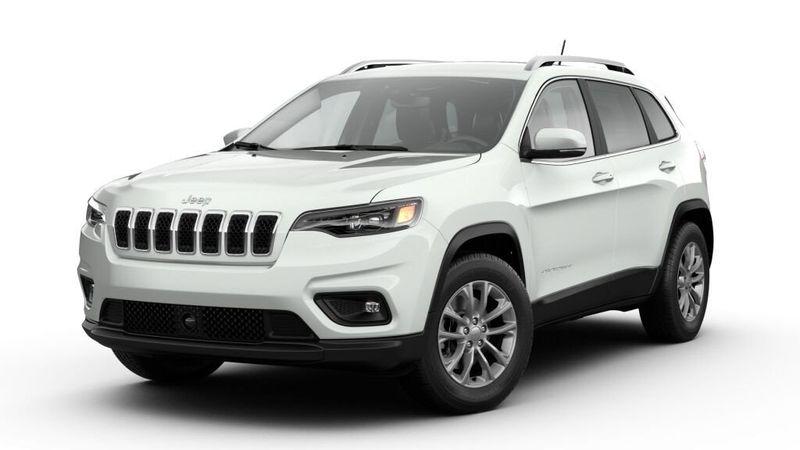 2021 Jeep Cherokee Latitude PlusImage 1