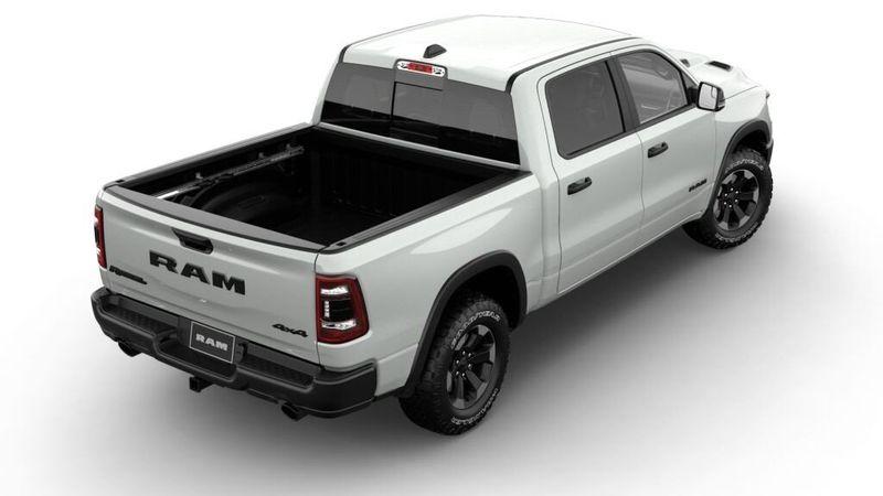 2021 RAM 1500 REBEL CREW CAB 4X4 5