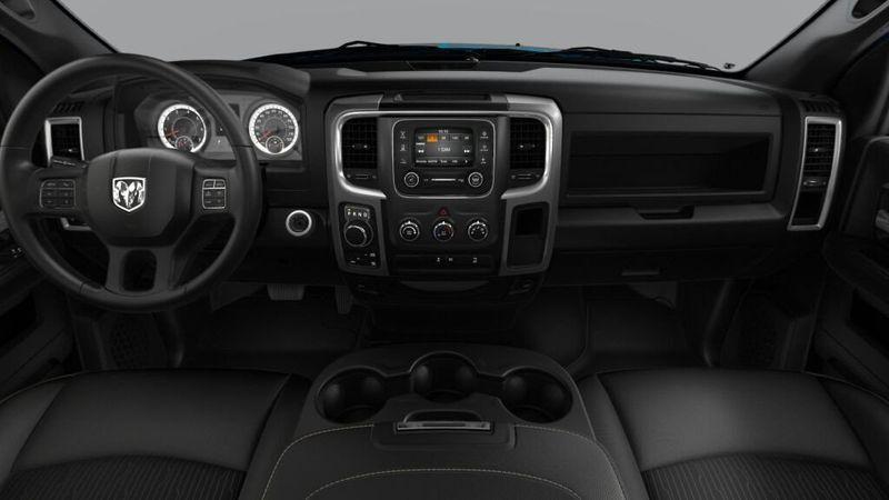 2021 RAM 1500 CLASSIC WARLOCK QUAD CAB 4X4 6