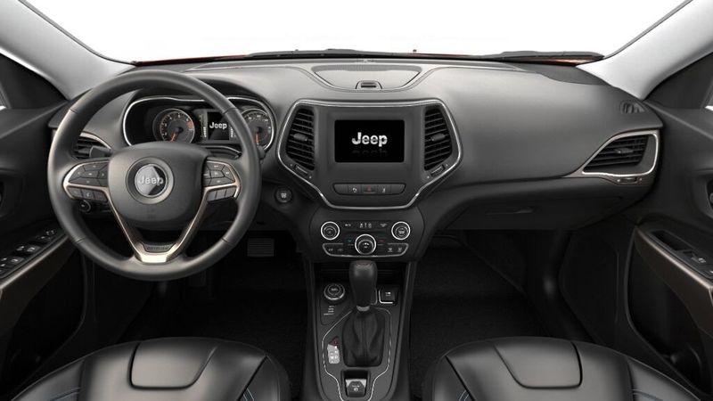 2021 Jeep Cherokee Latitude PlusImage 3