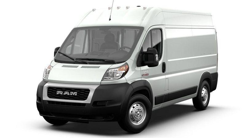 2021 RAM PROMASTER 1500 CARGO VAN HIGH ROOF 136 WBImage 1