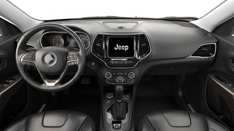 2021 Jeep Cherokee LimitedImage 3