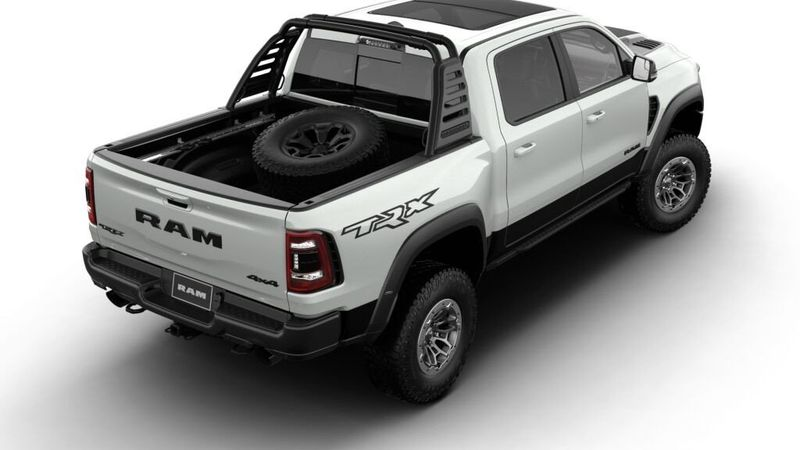 2021 RAM 1500 TRX CREW CAB 4X4 5