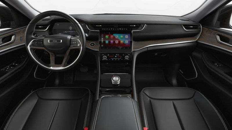 2021 JEEP GRAND CHEROKEE L LIMITED 4X2Image 6