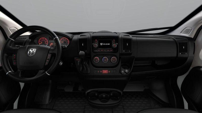 2021 RAM PROMASTER 3500 WINDOW VAN HIGH ROOF 159 WB EXTImage 3