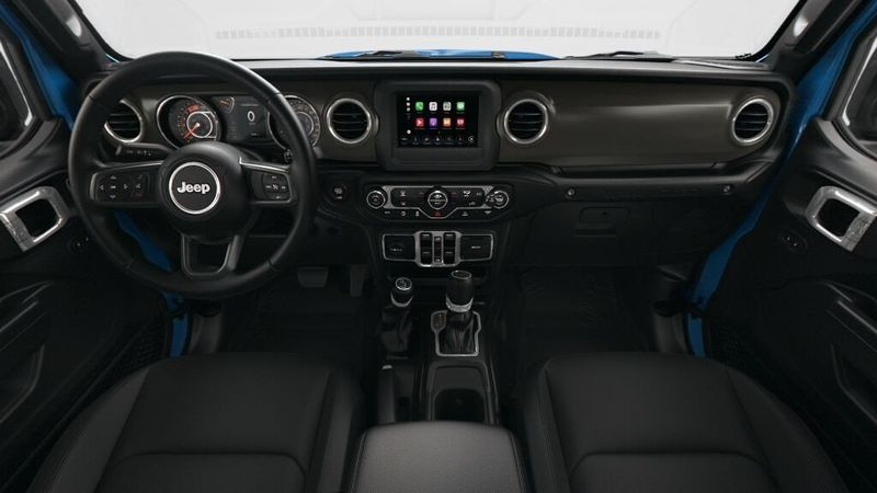 2021 JEEP WRANGLER UNLIMITED WILLYS 4X4Image 3