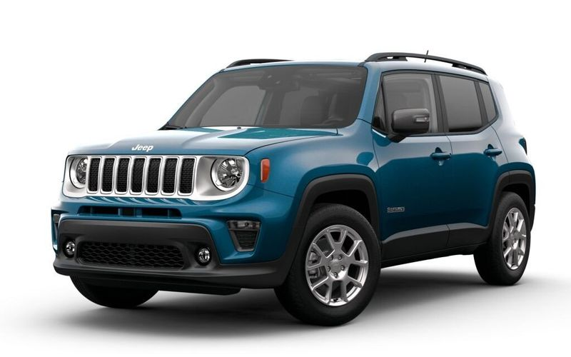 2021 JEEP RENEGADE LIMITED 4X4Image 1