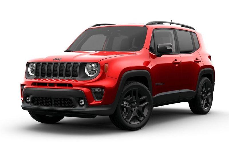 2021 Jeep Renegade LatitudeImage 4