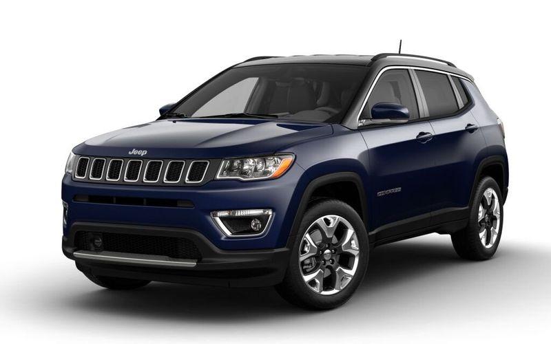 2021 Jeep Compass LimitedImage 1