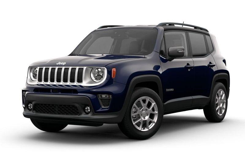 2021 Jeep Renegade LimitedImage 1
