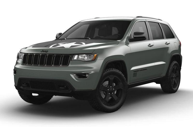 2021 Jeep Grand Cherokee FREEDOM 4X4Image 1