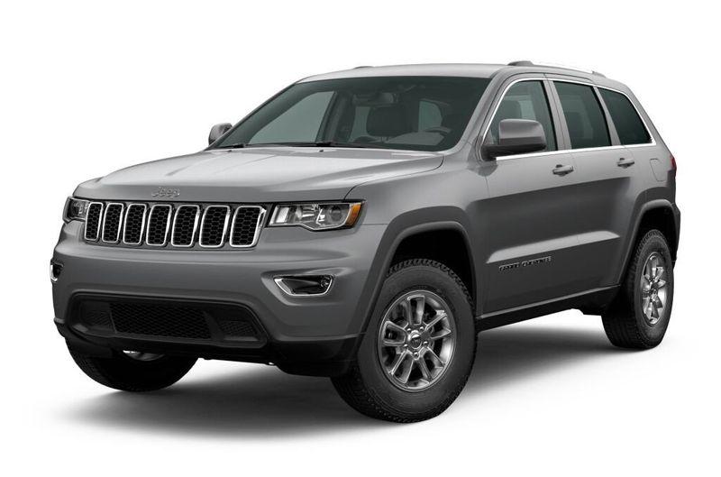 2020 Jeep Grand Cherokee Laredo EImage 4