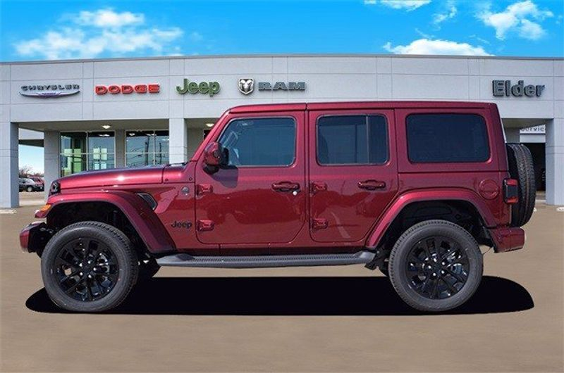 2021 JEEP WRANGLER UNLIMITED HIGH ALTITUDE 4X4Image 3