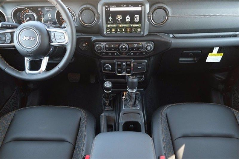 2021 JEEP WRANGLER UNLIMITED HIGH ALTITUDE 4X4Image 20