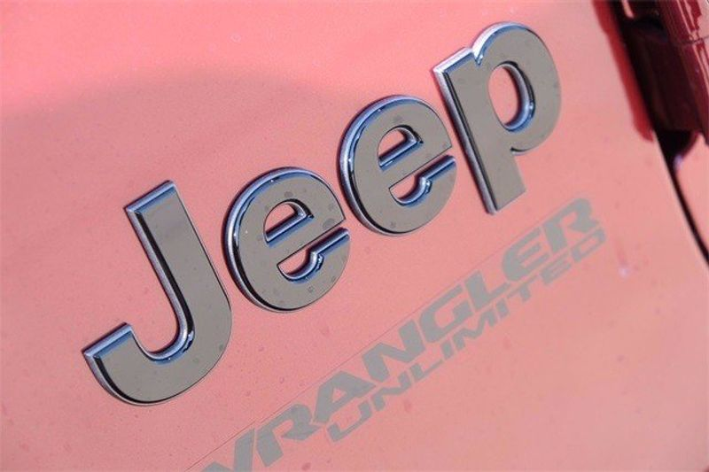 2021 JEEP WRANGLER UNLIMITED HIGH ALTITUDE 4X4Image 7