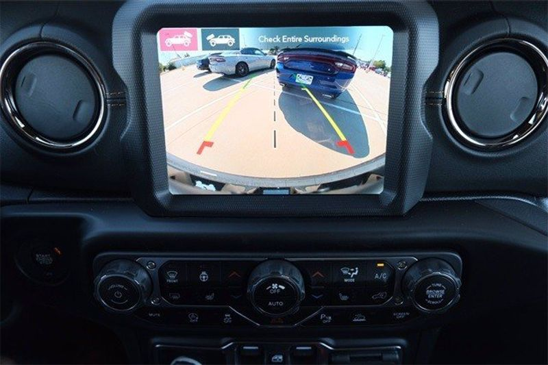 2021 JEEP WRANGLER UNLIMITED HIGH ALTITUDE 4X4Image 14