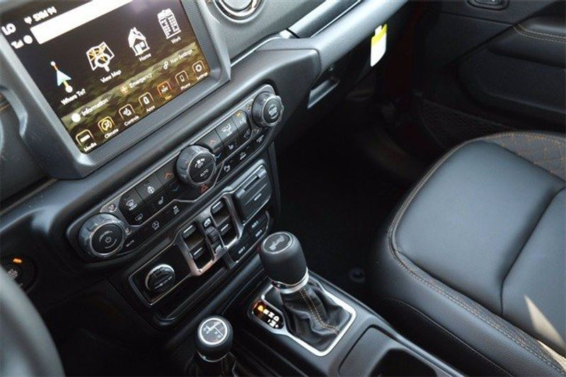 2021 JEEP WRANGLER UNLIMITED HIGH ALTITUDE 4X4Image 15