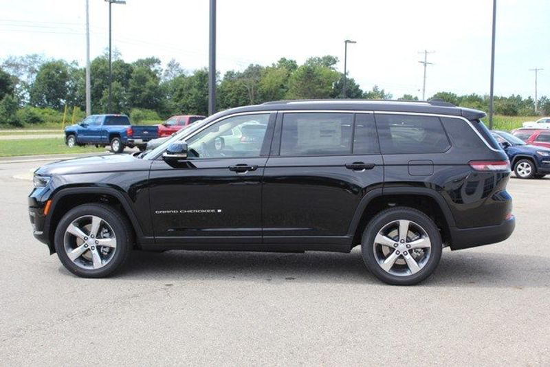 2021 JEEP GRAND CHEROKEE L LIMITED 4X4Image 6