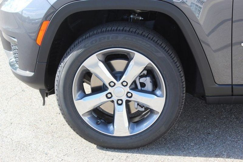 2021 JEEP GRAND CHEROKEE L LIMITED 4X4Image 7