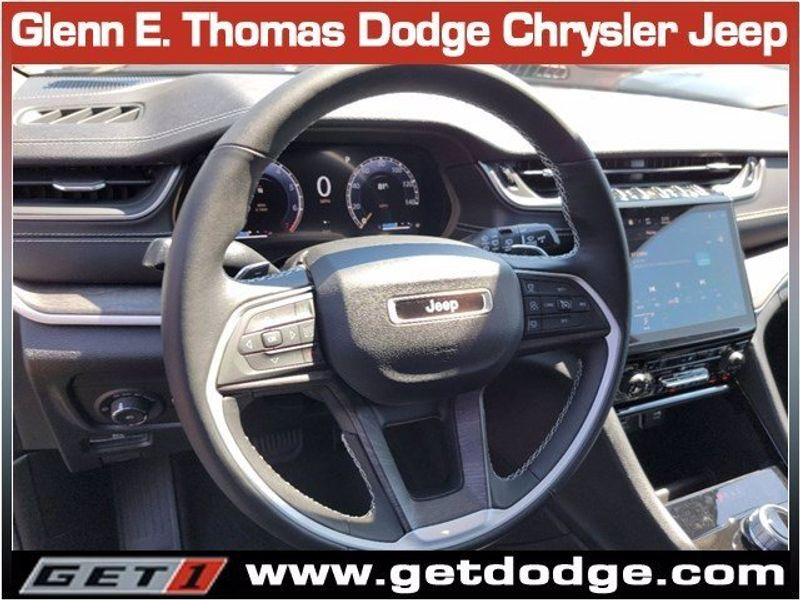 2021 JEEP GRAND CHEROKEE L LIMITED 4X2Image 11