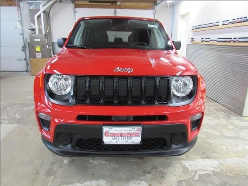 2021 JEEP RENEGADE JEEPSTER 4X4Image 2