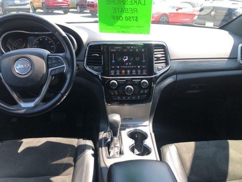 2019 Jeep Grand Cherokee AltitudeImage 29