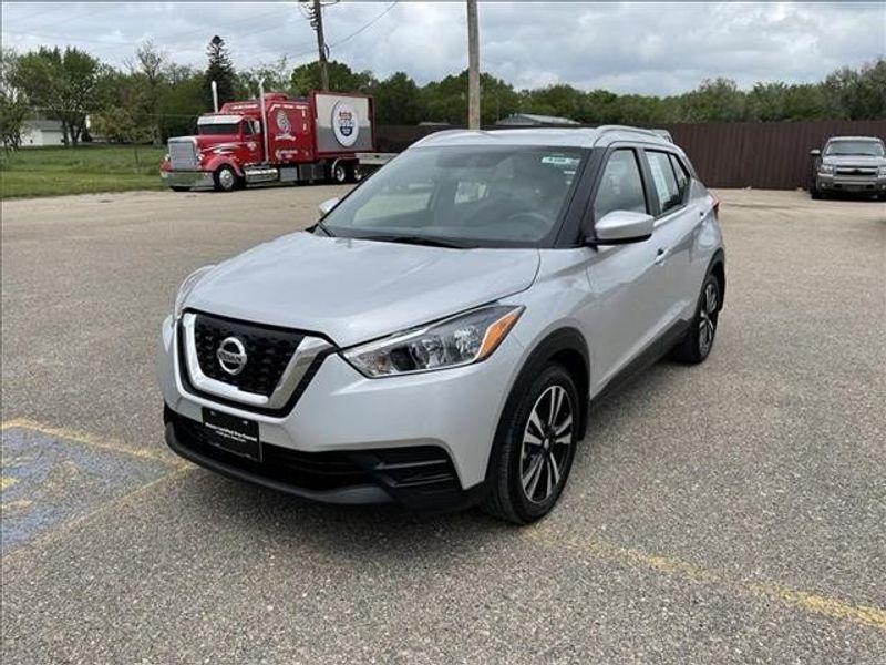 2018 Nissan Kicks S Front-wheel DriveImage 3