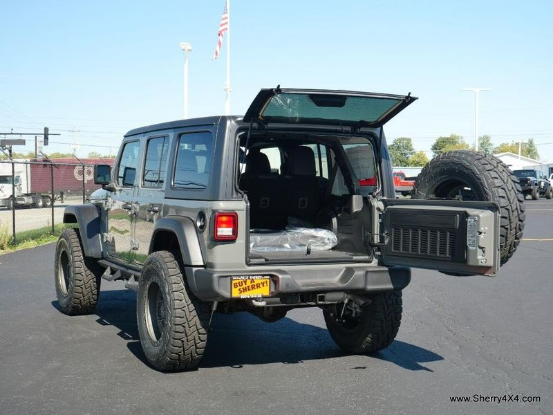 2021 JEEP WRANGLER UNLIMITED SPORT S 4X4Image 7