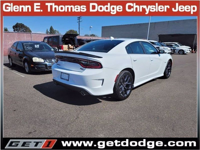 2021 DODGE CHARGER R/TImage 4