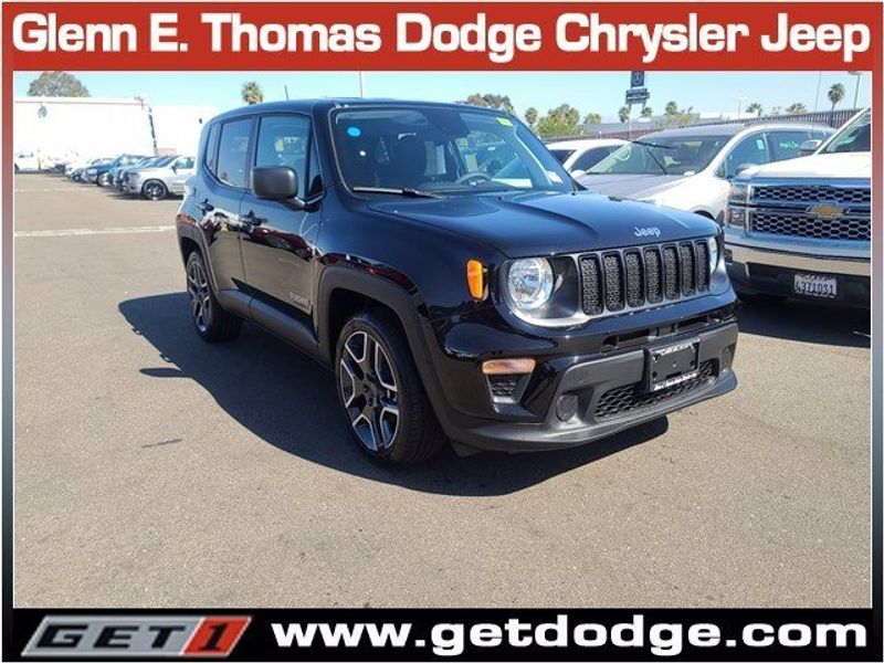 2021 JEEP RENEGADE JEEPSTER FWDImage 1