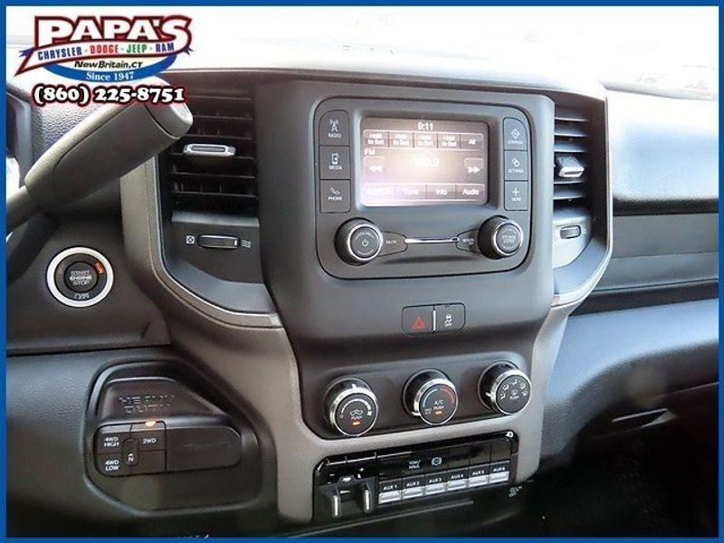 2021 Ram 5500 Chassis Cab TradesmanImage 12