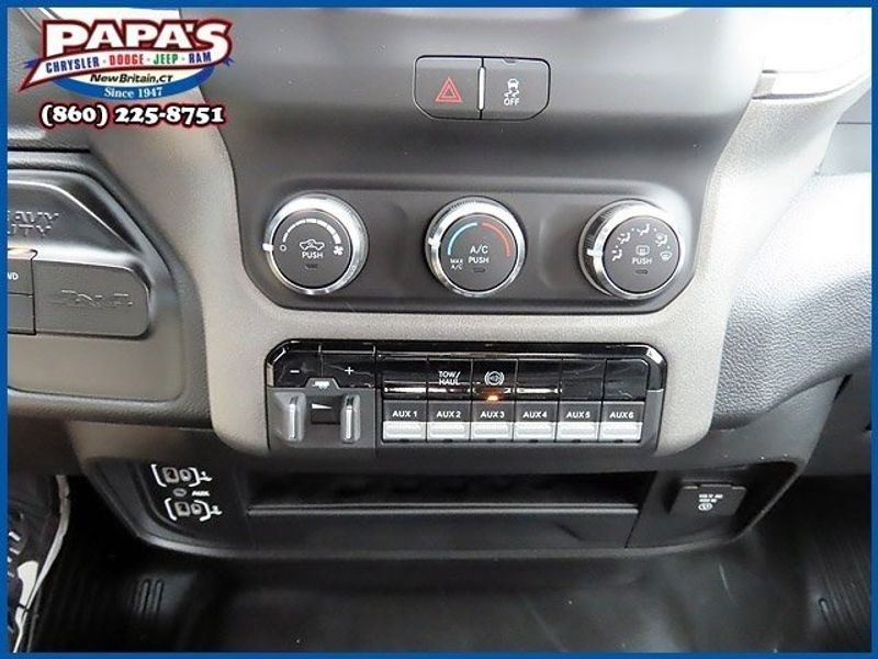 2021 Ram 3500 Chassis Cab TradesmanImage 12