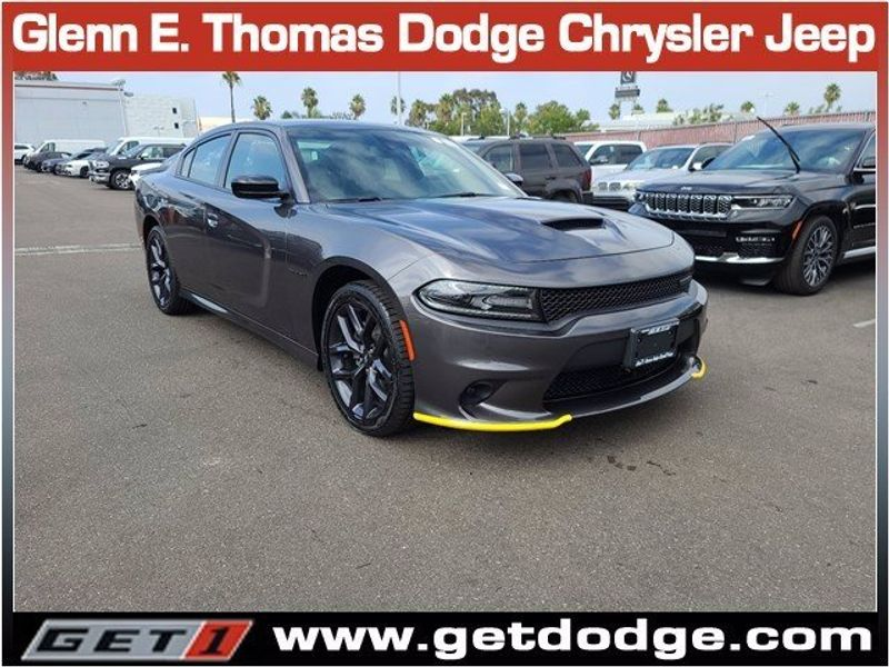 2021 DODGE CHARGER R/TImage 1