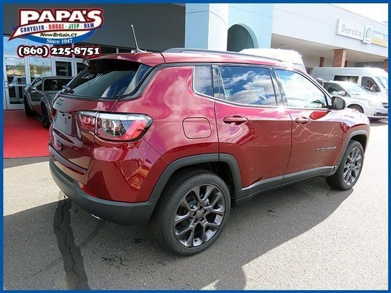 2021 Jeep Compass 80th Special EditionImage 7