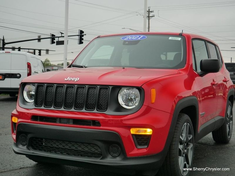 2021 JEEP RENEGADE JEEPSTER FWDImage 13