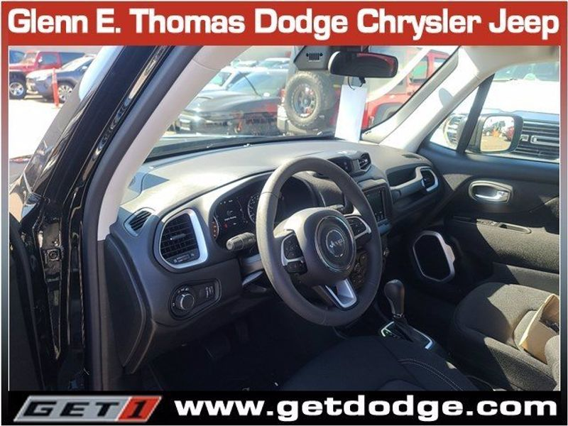 2021 JEEP RENEGADE JEEPSTER FWDImage 8