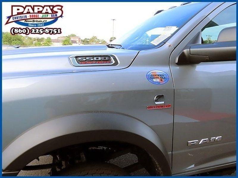 2021 Ram 5500 Chassis Cab TradesmanImage 4