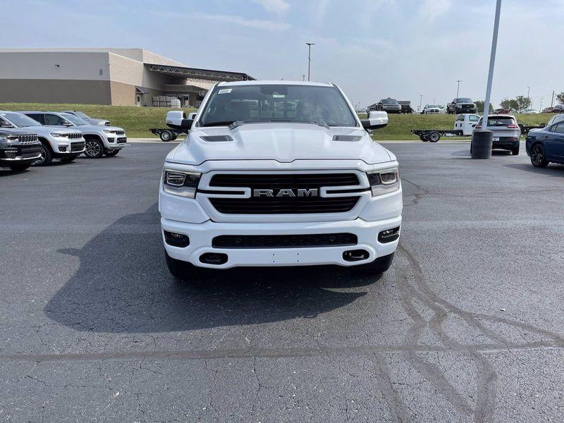 2021 RAM 1500 LARAMIE CREW CAB 4X4 5